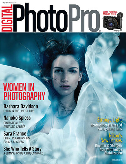 Latest issue of Digital Photo Pro
