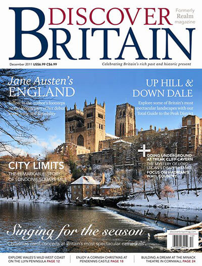 Latest issue of Discover Britain