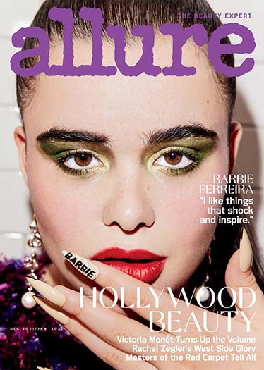 Latest issue of Allure