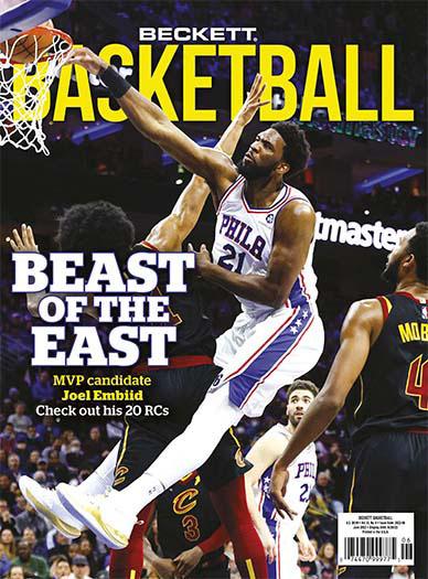 Beckett Basketball Magazine