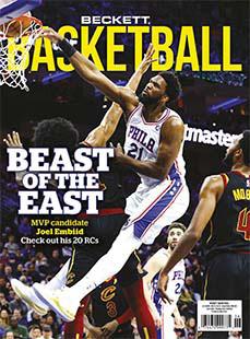 Latest issue of Beckett Basketball