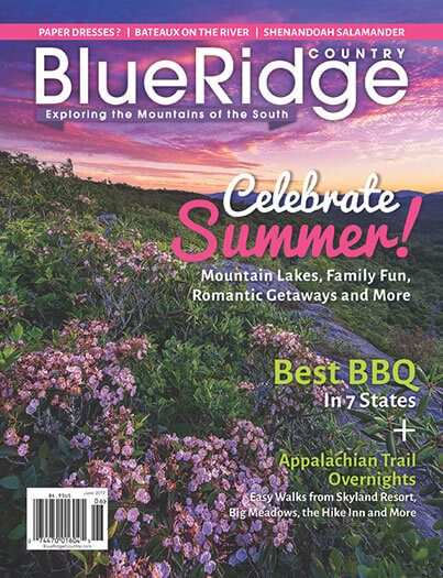 Latest issue of Blueridge Country