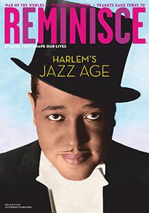 Latest issue of Reminisce Magazine