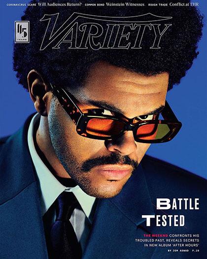 Latest issue of Variety Magazine