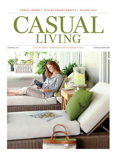 Latest issue of Casual Living