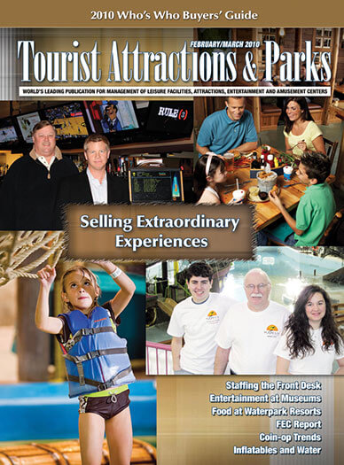 Latest issue of Tourist Attractions & Parks Magazine