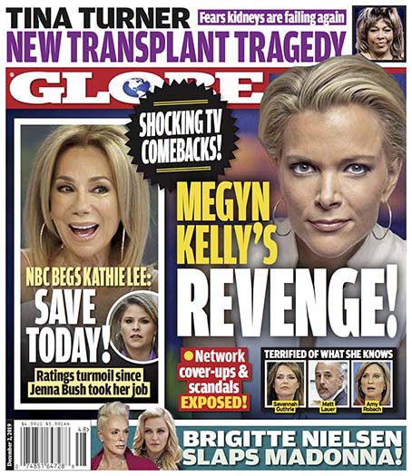 Latest issue of Globe