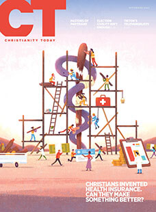 Latest issue of Christianity Today