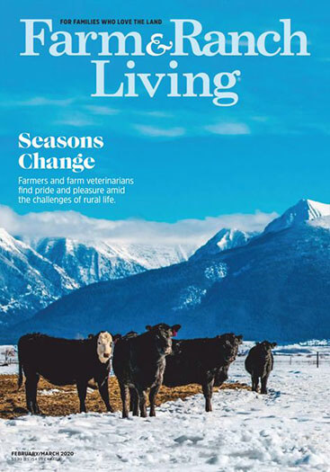Latest issue of Farm and Ranch