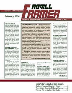Latest issue of No-Till Farmer