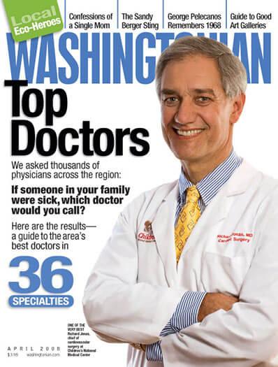 Best Price for Washingtonian Magazine Subscription