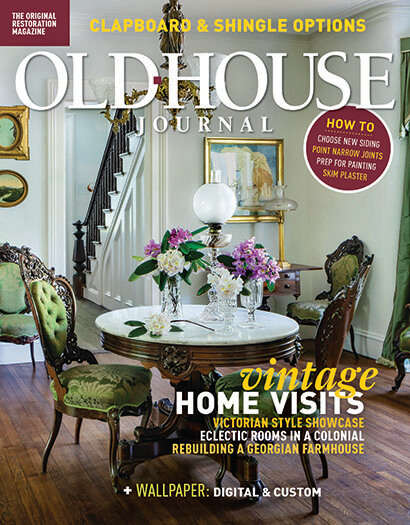 Latest issue of Old House Journal