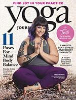 Yoga Journal 1 of 5