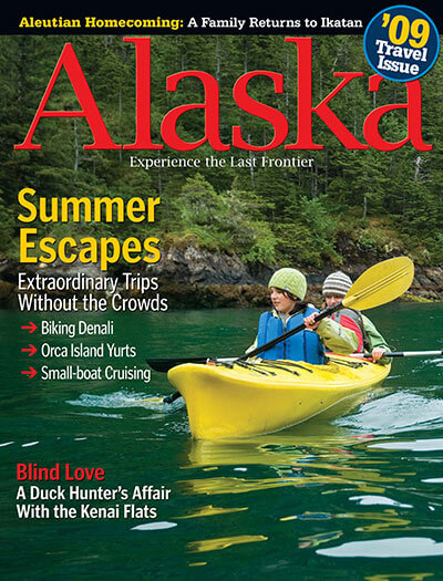 Latest issue of Alaska Magazine