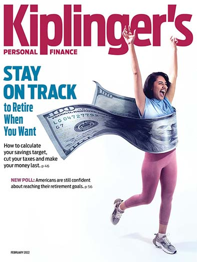 Latest issue of Kiplinger's Personal Finance