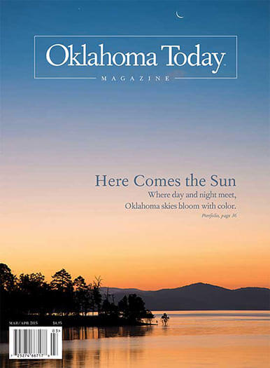 Latest issue of Oklahoma Today