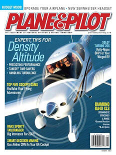 Latest issue of Plane & Pilot