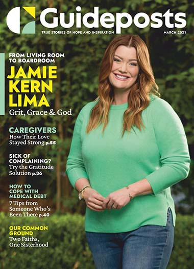 Latest issue of Guideposts Magazine