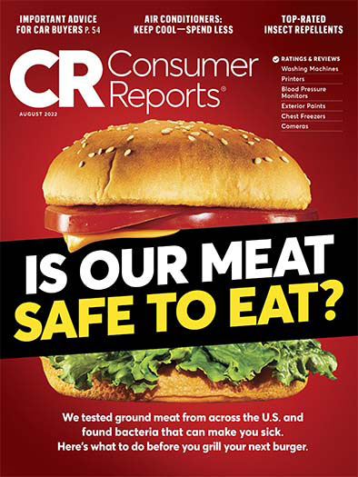 Consumer Reports Magazine Subscription, 13 Issues, Personal Finance magazines.com photo