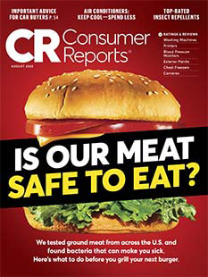 Latest issue of Consumer Reports