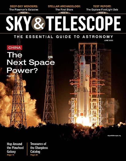 Latest issue of Sky & Telescope