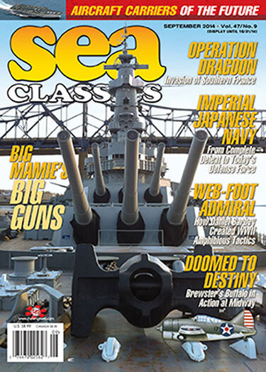 Latest issue of Sea Classics Magazine