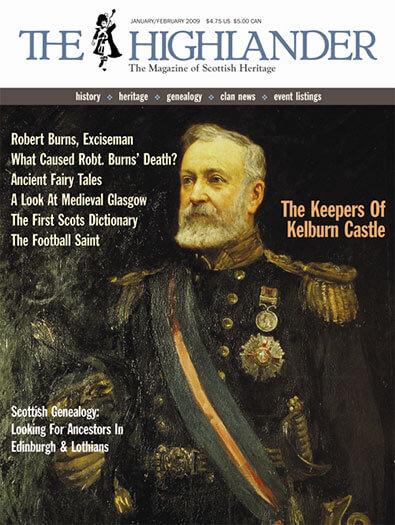 Latest issue of The Highlander Magazine