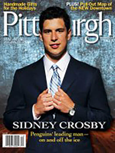 Latest issue of Pittsburgh Magazine