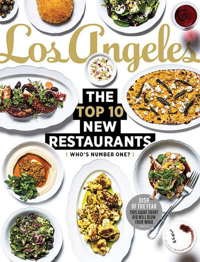 Latest issue of Los Angeles Magazine