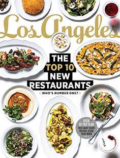 Latest issue of Los Angeles Magazine