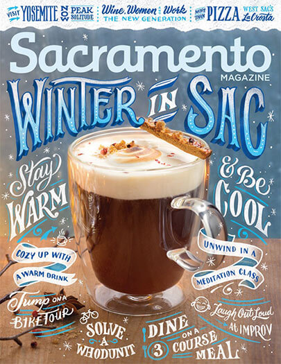 Latest issue of Sacramento Magazine