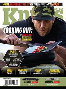 Knives Illustrated Magazine