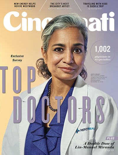 Latest issue of Cincinnati Magazine
