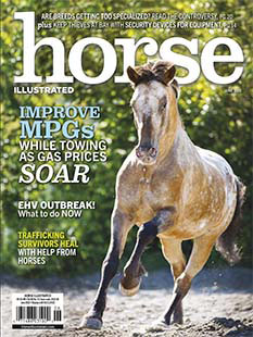 Latest issue of Horse Illustrated