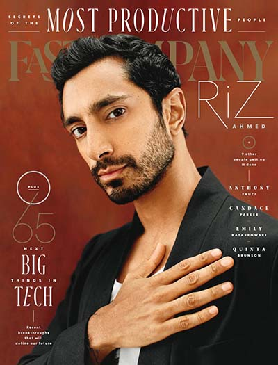 Latest issue of Fast Company