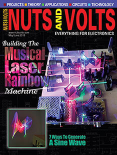 Latest issue of Nuts & Volts