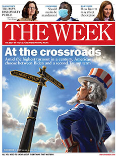 Latest issue of THE WEEK Magazine
