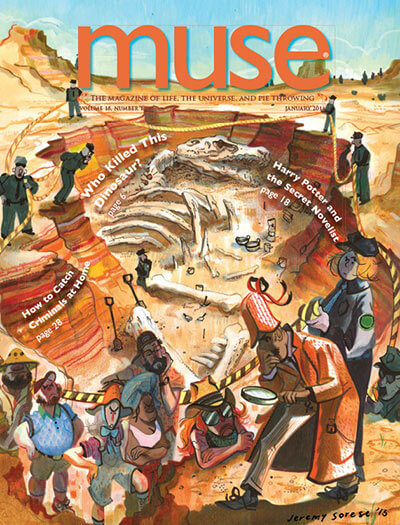 Latest issue of Muse
