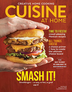 Latest issue of Cuisine at Home