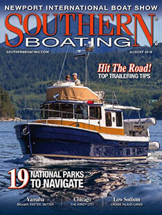 Latest issue of Southern Boating Magazine