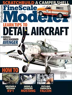 Latest issue of Finescale Modeler