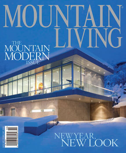Latest issue of Mountain Living Magazine