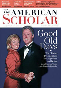 Latest issue of American Scholar