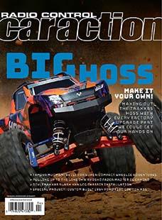 Latest issue of Radio Control Car Action Magazine