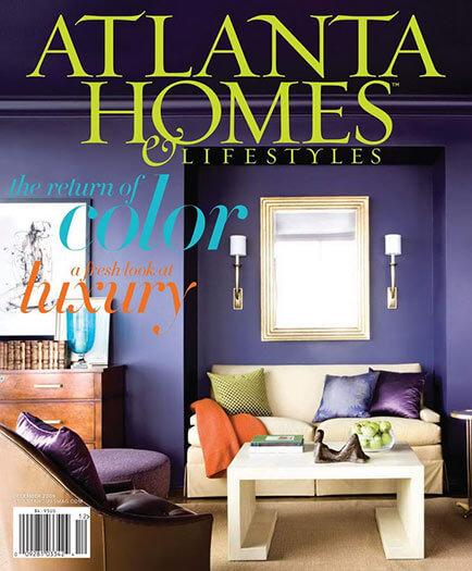 Latest issue of Atlanta Homes Lifestyles
