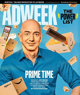 Latest issue of Adweek