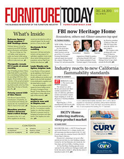 Latest issue of Furniture Today