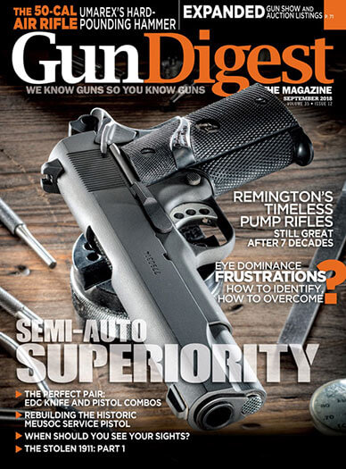 Best Price for Gun Digest Subscription
