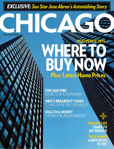 Latest issue of Chicago Magazine