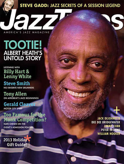 Latest issue of JazzTimes